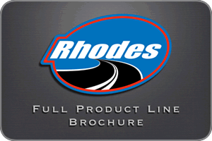 Rhodes Full Product Line Brochure Cover Image